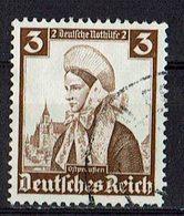 DR 1935 // Mi. 588 O (025..200) - Deutschland