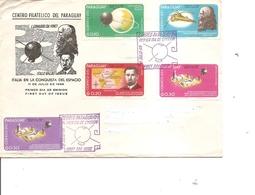 Espace ( FDC Du Paraguay De 1966 à Voir) - FDC & Conmemorativos