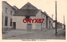 SICHEN-SUSSEN-BOLDER-ZICHEN-ZUSSEN-BOLDER (Belgique-Limbourg) De Kerkstraat Cimetière  2 SCANS - Riemst