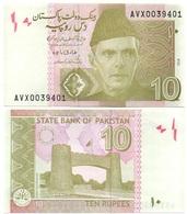 Pakistan - 10 Rupees 2018 UNC Lemberg-Zp - Pakistan