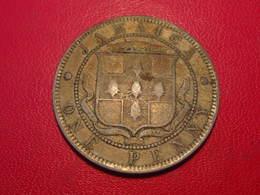 Jamaique - Penny 1897 Victoria 8760 - Jamaica