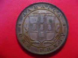 Jamaique - Penny 1906 Edward VII 8770 - Jamaique