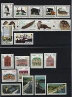 DDR - 5 Verschiedene Komplettsätze Postfrisch (29) - Colecciones