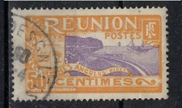 REUNION      N°  YVERT    94     ( 2 )     OBLITERE       ( O   3/39 ) - Réunion (1852-1975)