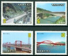 CHINA (TAIWAN) 1986 BRIDGES** (MNH) - 1945-... Republic Of China