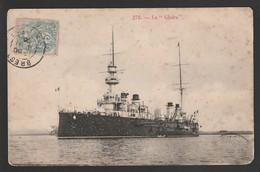 "Cuirassé GLOIRE 1906 (DEFAUTS VARIES Petites Taches Usures Angles "" TB TENUE ) Ti 318 - Warships"