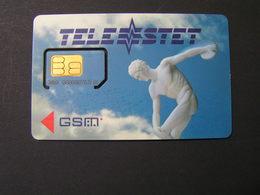 GREECE  Prepaid Card .. - Greece