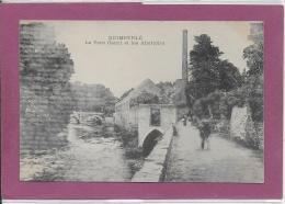 29.- QUIMPERLE .- Le Pont Fleuri Et Les Abattoirs - Quimperlé