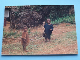 Enfants BURUNDAIS ( 79 - Iris - O.N.T. - Bastière ) Anno 19?? ( Voir Photo ) ! - Burundi