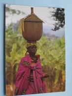 Départ Pour Une Visite Familiale BURUNDI ( 64 - Iris - O.N.T. - Bastière ) Anno 19?? ( Voir Photo ) ! - Burundi