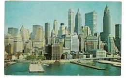 CPSM ETATS-UNIS NEW YORK CITY HELIPORT - Transports