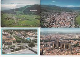 50 Vues Aeriennes ---cpm Couleur France--- - Postkaarten