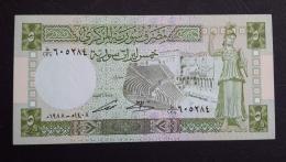 AA- SYRIA 5 Liras 1988 UNC - Syrië