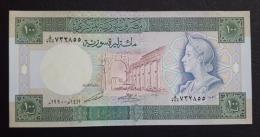 AA- SYRIA 100 Liras 1990 UNC - Syrie