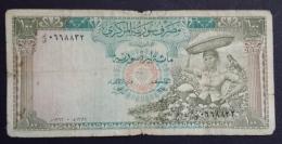 AA- SYRIA 100 Liras 1962 F - Syrie