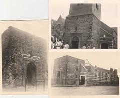 Oostham ,( Ham ) ,  5  Photo , Foto , L'église , Kerk - Ham