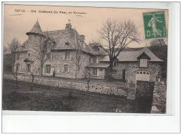 Château Du FAU - Par MARMANHAC - Très Bon état - Frankrijk