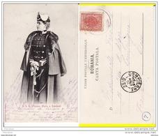 Romania ,Rumanien,Roumanie - Royalty; Royal Family - Principesa Maria - Romania