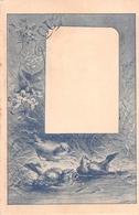 ¤¤  -  Illustrateur  -  Le Mois D' Aout   -  Oiseaux   -  ¤¤ - Bouret, Germaine