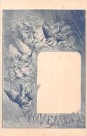 ¤¤  -  Illustrateur  -  Le Mois De Novembre   -  Oiseaux   -  ¤¤ - Bouret, Germaine