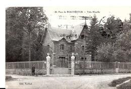 Morsang Sur Orge. La Villa Mireille Au Parc De Beauséjour. - Morsang Sur Orge