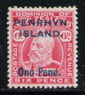 PENRHYN 1914 - From Set MLH* - Penrhyn