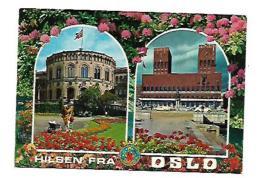 HILSEN FRA OSLO - Norvège