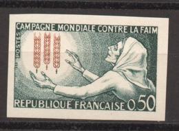 Campagne Contre La Faim YT 1379 De 1963 Sans Trace De Charnière Charnière - France