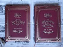 La Divine Comédie De Dante Alighieri D'après L'édition Originale De 1861 - Poetry