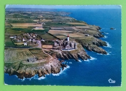 Cartolina POINTE-ST-MATHIEU - FRANCIA - Viaggiata - Postcard - Bretagne - Vue Generale Aerienne Vers Brest - Autres Communes