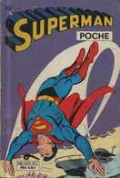SUPERMAN POCHE N° 22 BE 1979 FRAIS DE PORT EN PLUS - Petit Format