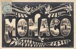 MONACO- SOUVENIR DE MONACO - Monaco