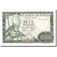 Billet, Espagne, 1000 Pesetas, 1965, 1965-11-19, KM:151, SPL - [ 3] 1936-1975 : Régence De Franco