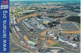 24 Heures Du MANS ( Avec Cachet 2009 ) - Le Mans