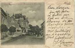 TRENCSEN TEPLICZ - Slovakia