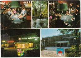 Casino Valkenburg : POKER- & ROULETTE TABLE - In- & Exterior - Day & Night - (Limburg, Holland) - Valkenburg