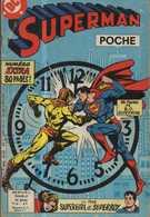 SUPERMAN POCHE N° 62 BE 1982  FRAIS DE PORT EN PLUS - Petit Format