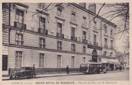Tours Grand Hôtel De Bordeaux Place De La Gare - Tours