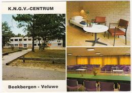 Beekbergen - K.N.G.V.-Centrum : In- En Exterieur  - (Veluwe - Gelderland, Holland) - Apeldoorn