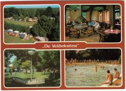 Ugchelen - Apeldoorn : CAMPING 'De Veldekster' - Zwembad, In- & Exterieur - (Gelderland, Holland) - Apeldoorn