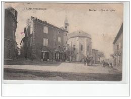 BARJAC - Place De L'Eglise - Très Bon état - Frankreich