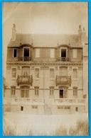 """CPA CARTE-PHOTO 62 ETAPLES Villas """"ROSE De NOËL"""" & """"LA GREVE"""" Près La Plage (sable Devant) * VILLA - Etaples"""