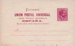 Espana Union Postale Universelle - Postwaardestukken