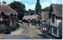 IOW - THE OLD VILLAGE, SHANKLIN - NIGH WJN 1002 - England
