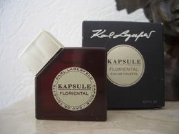 Miniature Karl Lagerfeld Kapsule Floriental EDT 5ml - Miniatures Men's Fragrances (in Box)