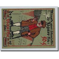 Billet, Allemagne, Voltho, 50 Pfennig, Personnage, 1921, SPL, Mehl:1366.1 - Other