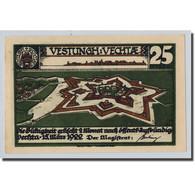 Billet, Allemagne, Vechta, 25 Pfennig, Cavalier, 1922, 1922-03-15, SPL - Other