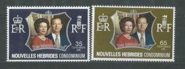 NOUVELLES-HEBRIDES  N°  354/55  **  TB  1 - French Legend