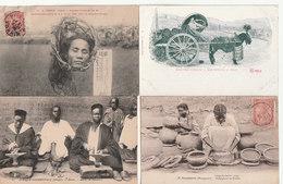 Lot De 100 Cartes Postales Anciennes Diverses Variées - Très Très Bon Pour Un Revendeur Réf, 231 - Postcards