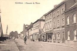 Gembloux - Chaussée De Wavre (animée) - Gembloux